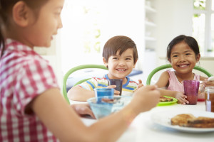 Brain food for gifted children